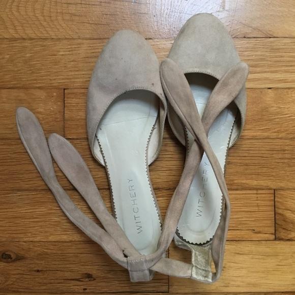 Witchery Shoes | Flats | Poshmark